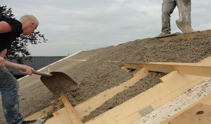 What Is Hempcrete and How to Use Hempcrete for Roofs